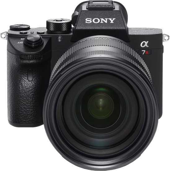 Sony Alpha 7R III + Sony FE 24-70mm f/4 ZA OSS Vario-Tessar T*