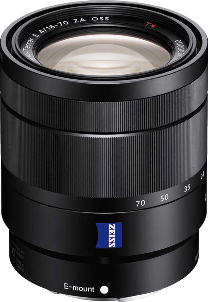 Sony E 16-70mm F4 ZA OSS Carl Zeiss Vario-Tessar T*