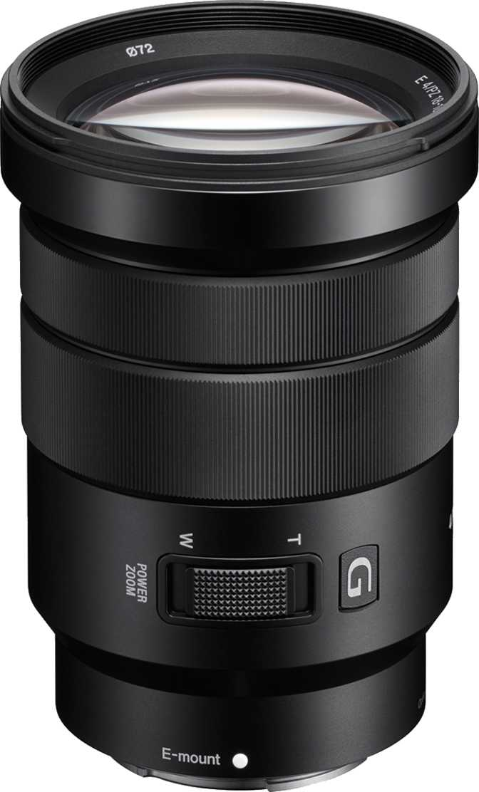 Sony E PZ 18-105 mm F4 G OSS
