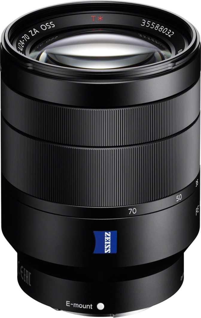 Sony FE 24-70mm F/4 ZA OSS Carl Zeiss Vario-Tessar T*