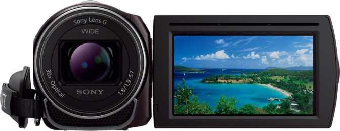 Sony Handycam HDR-PJ430V