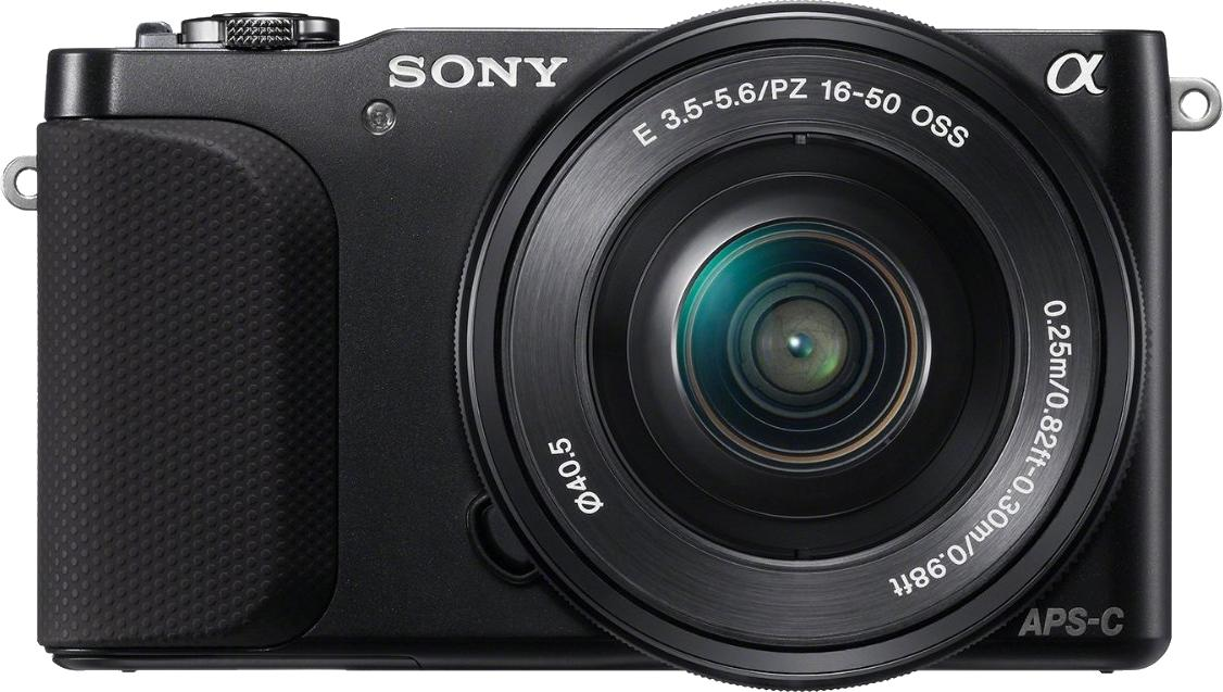 Sony NEX-3N + Sony E 16-50mm