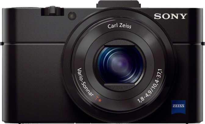 Sony Cybershot RX100 Mark II