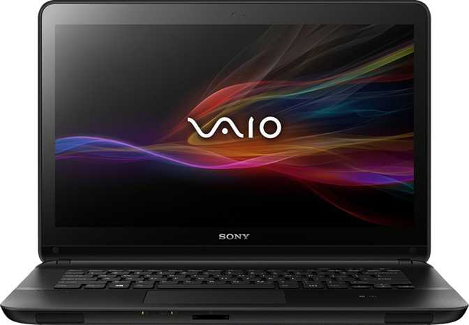 "Sony Vaio Fit 14"" Intel Core i3-4005U 1.7GHz / 4GB / 500GB"