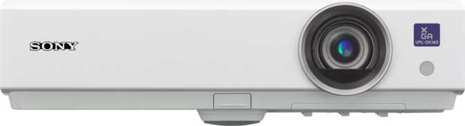 Sony VPL-DX126