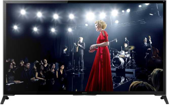 Sony X950B Flagship 4K Ultra HD TV