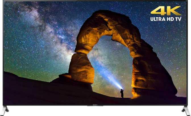 """Sony XBR X900C 65"""""""