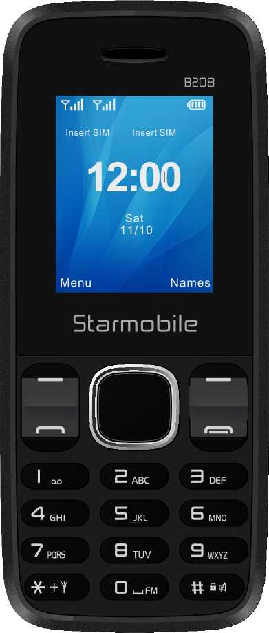 Starmobile Uno B208
