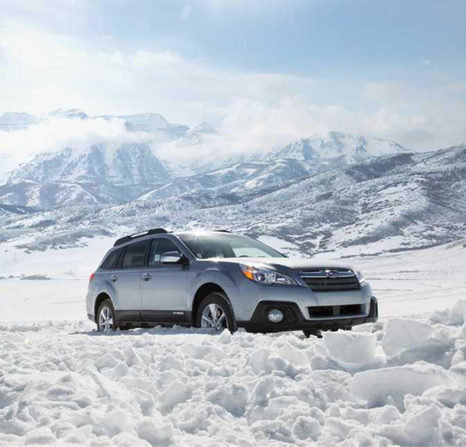 Subaru Outback 2.5i (2014)