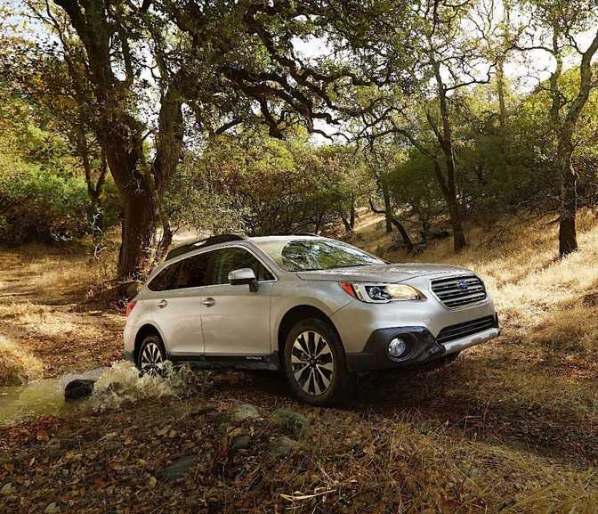 Subaru Outback Wagon 2.5i (2014)