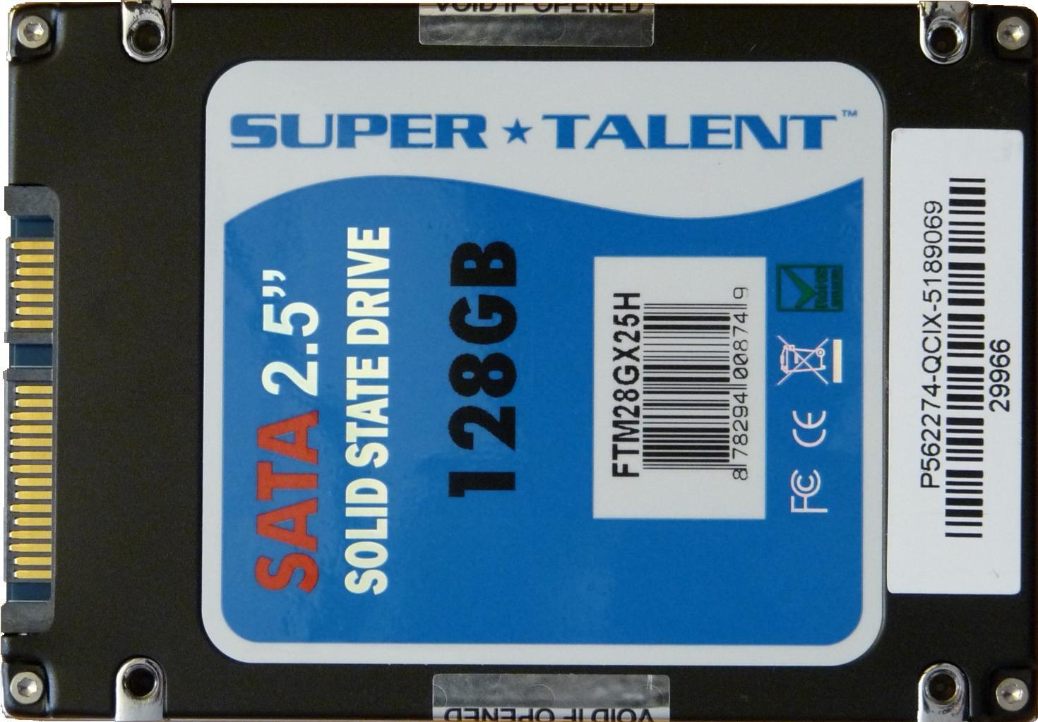 Super Talent Ultra Drive MX3 64GB