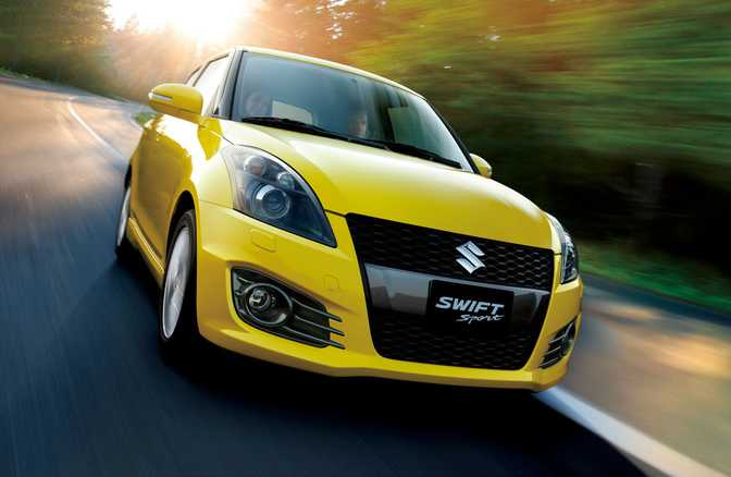 Suzuki Swift 1.6 Sport (2014)