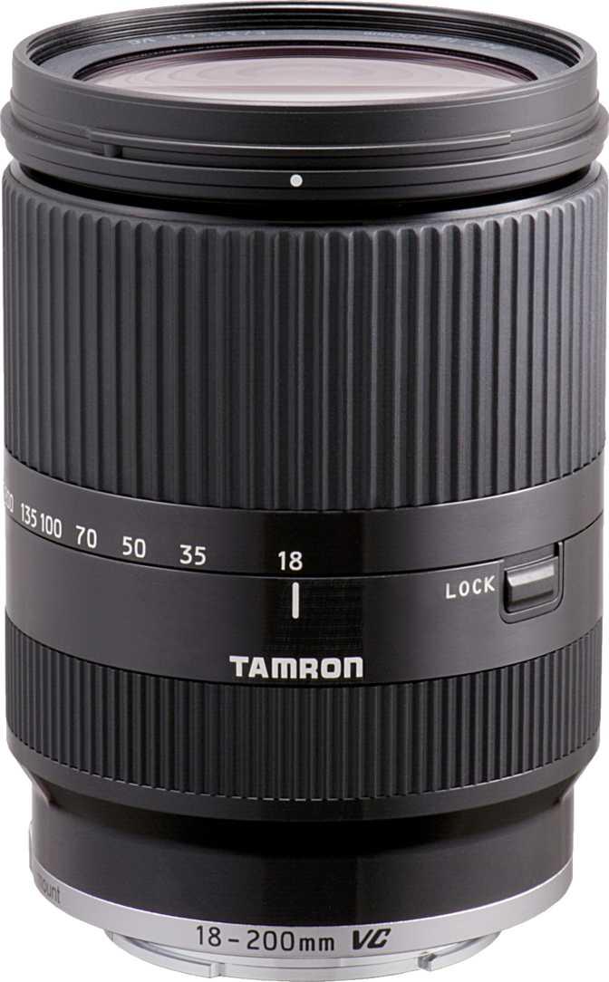 Tamron 18-200mm F3.5-6.3 Di III VC