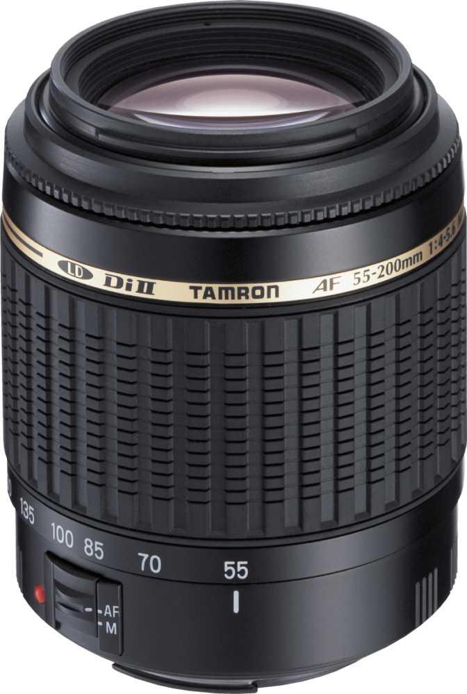 Tamron 55-200mm F/4-5.6 Di II
