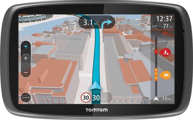 TomTom GO 600