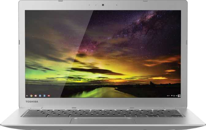 "Toshiba Chromebook 2 CB35 13.3"" Intel Celeron 3215U 1.7GHz / 4GB / 16GB"