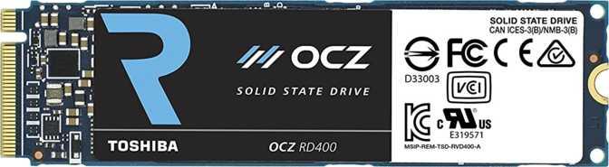 Toshiba OCZ RD400 1024GB