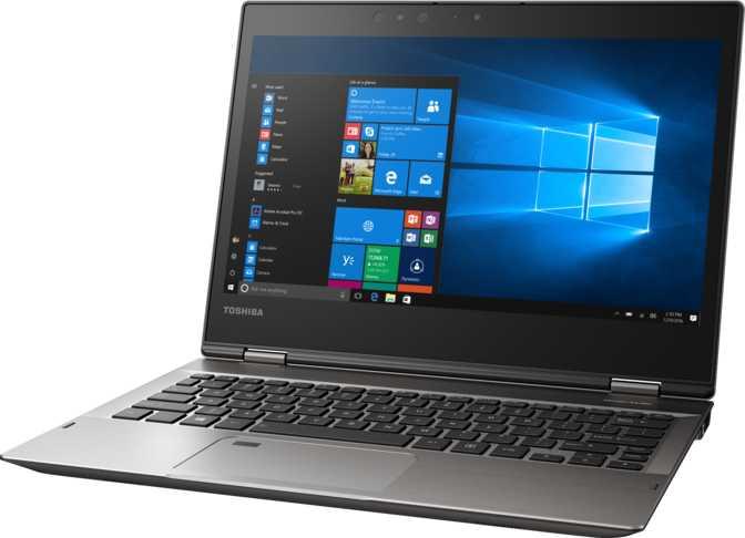 """Toshiba Portege X20W 12.5"""" Intel Core i5-7200U 2.5GHz / 8GB / 256GB"""