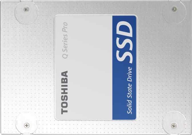 Toshiba Q Series Pro 512GB