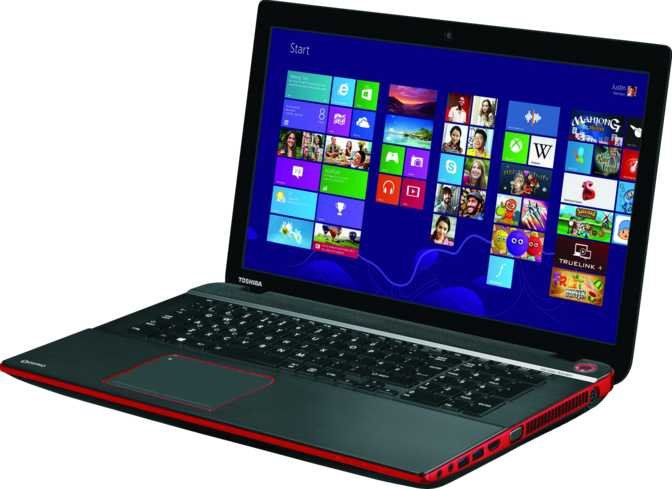 "Toshiba Qosmio X70 17.3"" Intel Core i7-4700MQ 2.4GHz / 32GB / 128GB"