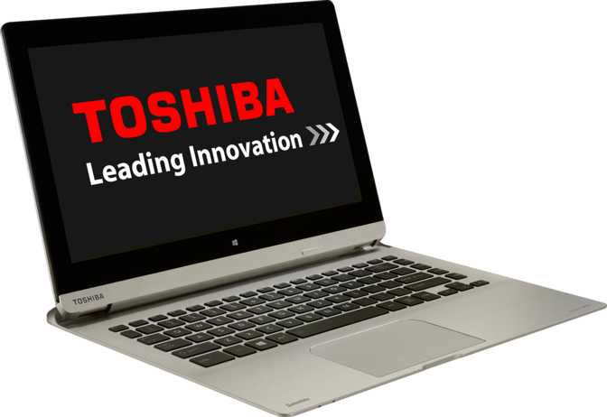 "Toshiba Satellite Click 2 Pro P35W 13.3"" Intel Core i7-4510U 2GHz / 8GB / 128GB"