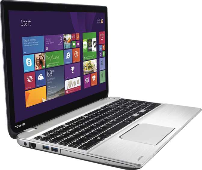 "Toshiba Satellite P50t 15.6"" Intel Core i7-4720HQ 2.6GHz / 16GB / 1TB"