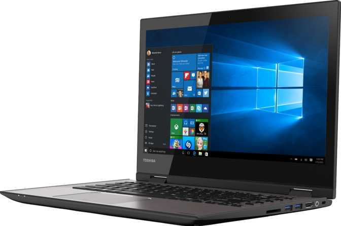 "Toshiba Satellite Radius E45W 14"" Intel Core i3 5015U 2.1GHz / 6GB / 500GB"