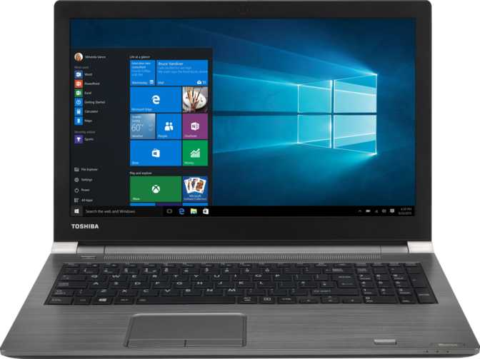 "Toshiba Tecra A50 15.6"" Intel Core i5-4210M 1.7GHz / 4GB / 500GB"