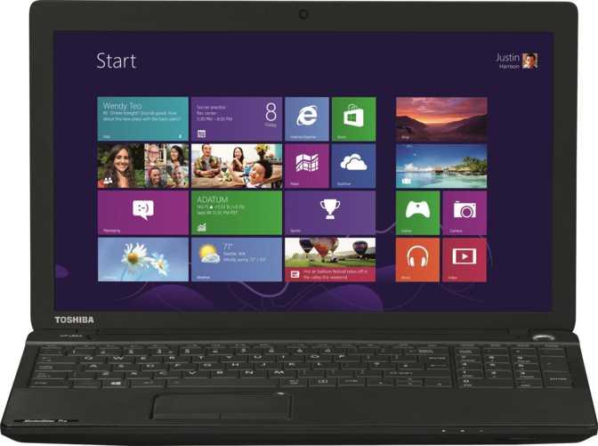 "Toshiba Tecra C50 15.6"" Intel Core i5-4210U 1.7GHz / 4GB / 500GB"