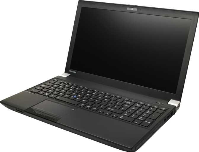 "Toshiba Tecra W50 15.6"" Intel Core i7-4810MQ 2.8GHz / 16GB / 500GB"
