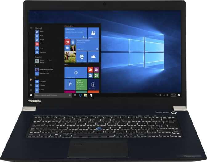 """Toshiba Tecra X40-D-10H 14"""" Intel Core i7-7500U 2.7GHz / 16GB / 512GB SSD"""