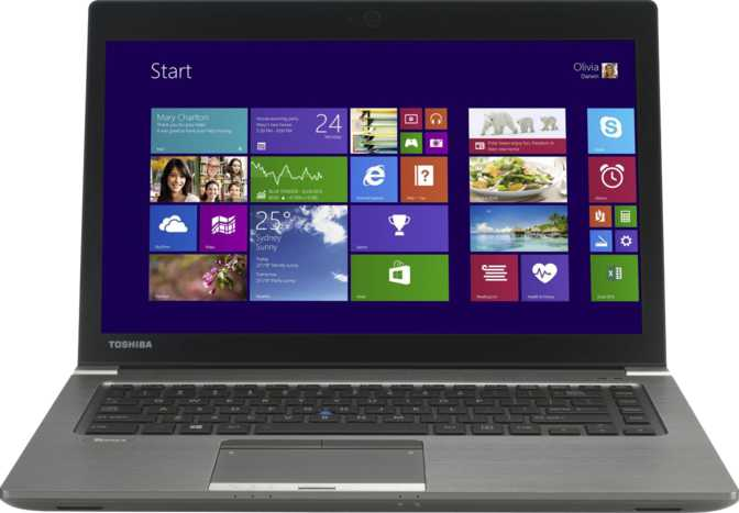 "Toshiba Tecra Z40 14"" Intel Core i5-4310U 2GHz / 8GB / 500GB"
