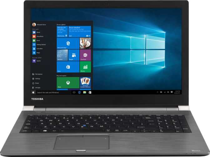 "Toshiba Tecra Z50 15.6"" Intel Core i5-4310U 2GHz / 8GB / 500GB"