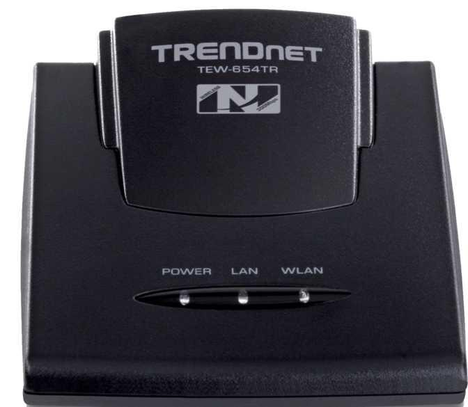 Trendnet TEW 654TR