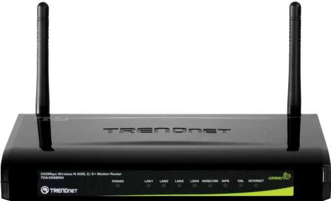 TRENDnet TEW 658BRM