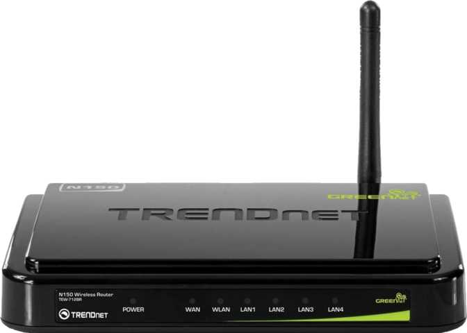 Trendnet TEW 712BR