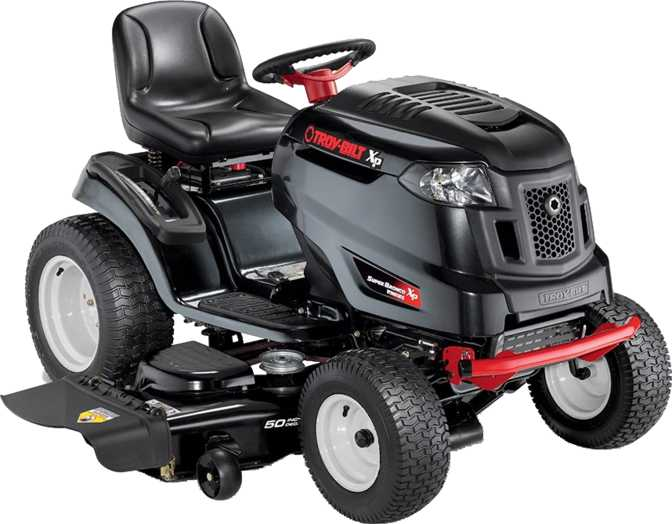 Troy-Bilt Super Bronco XP