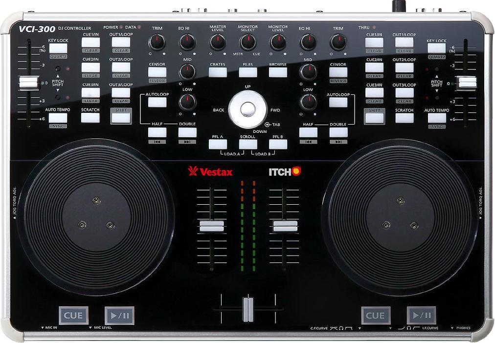 Vestax VCI-300MKII