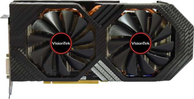 VisionTek Radeon RX 590 OC Limited Edition