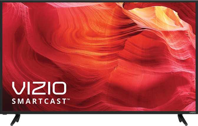 "Vizio E-Series 50"" HDTV"