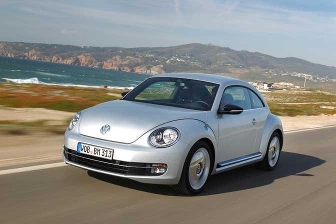 Volkswagen Beetle (2014)