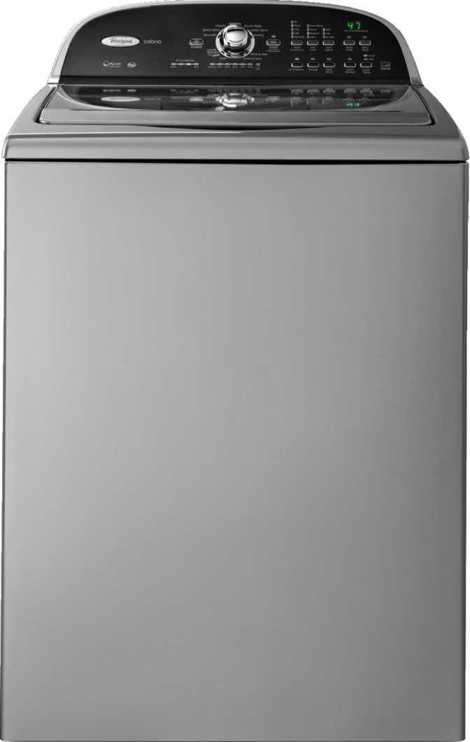 Amana Ntw4750yq Vs Whirlpool Wtw5700ac Washing Machine