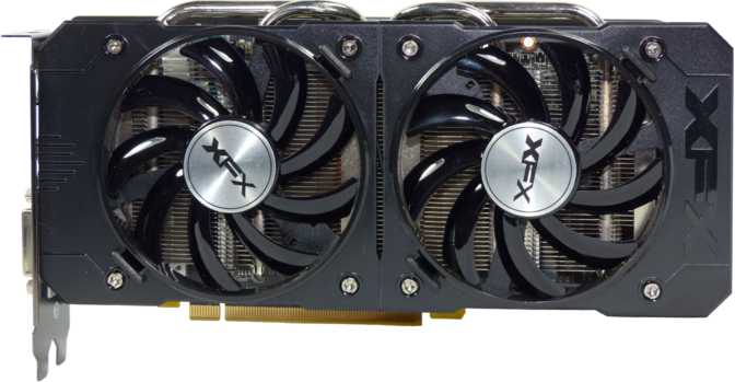 XFX Radeon R9 380 Double Dissipation Black Edition