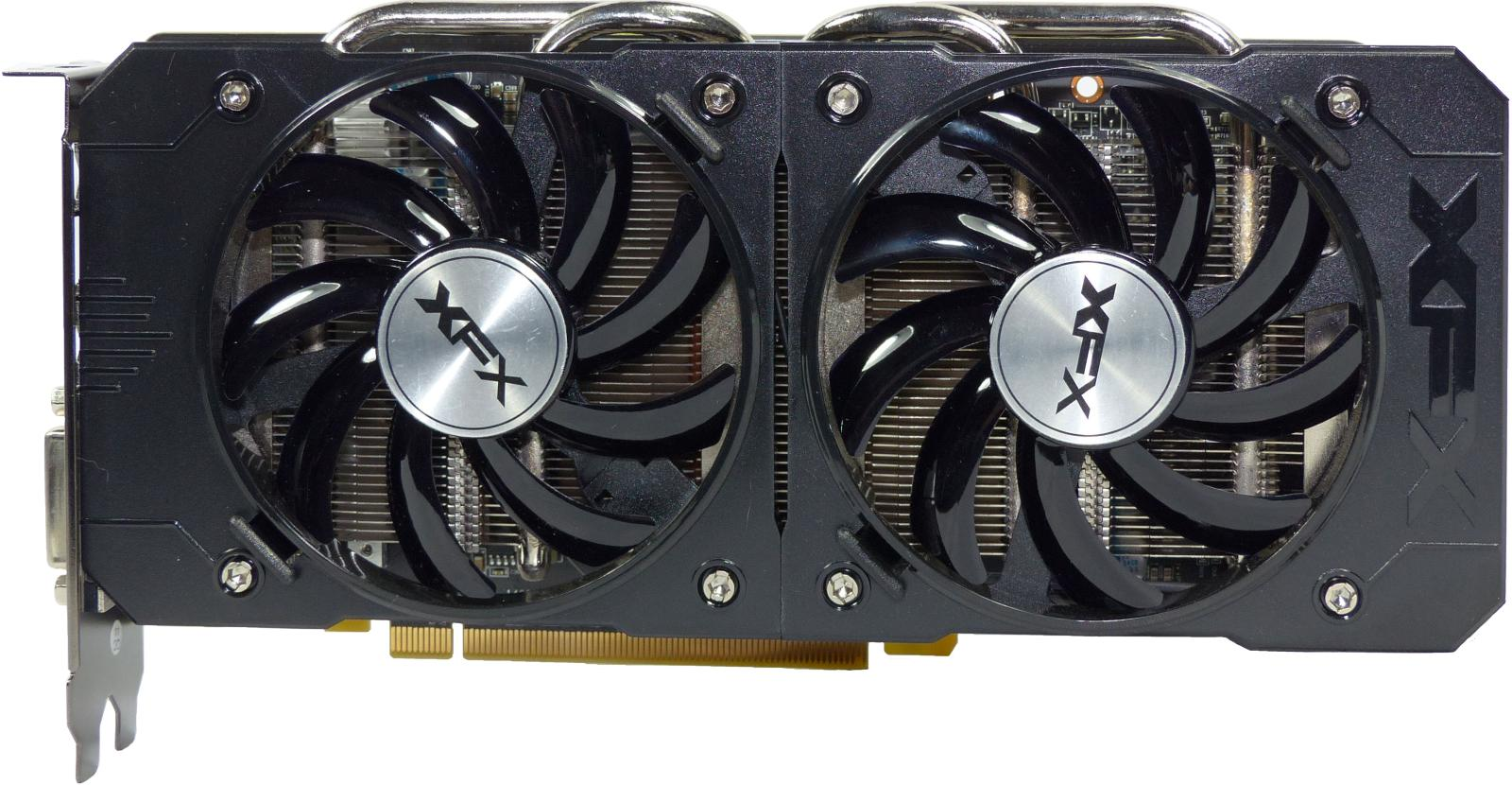 XFX Radeon R9 380X Double Dissipation Black Edition