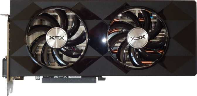XFX Radeon R9 390 Double Dissipation Black Edition