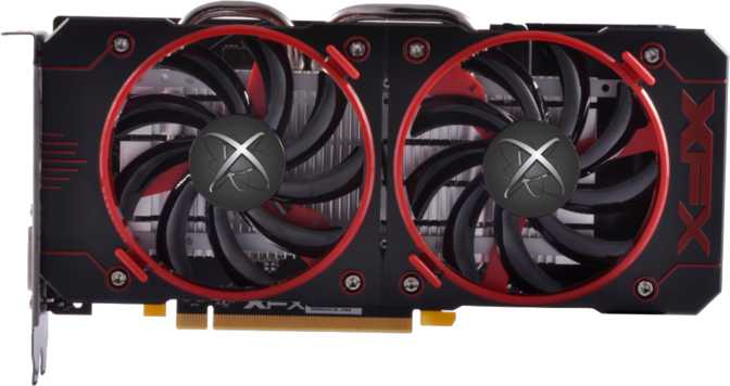 XFX Radeon RX 460 Double Dissipation 2GB