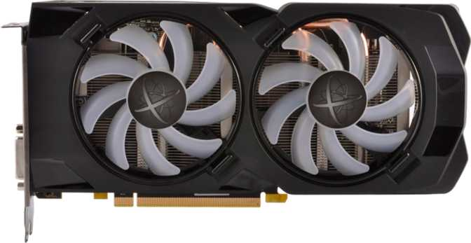XFX Radeon RX 470 RS Black Edition