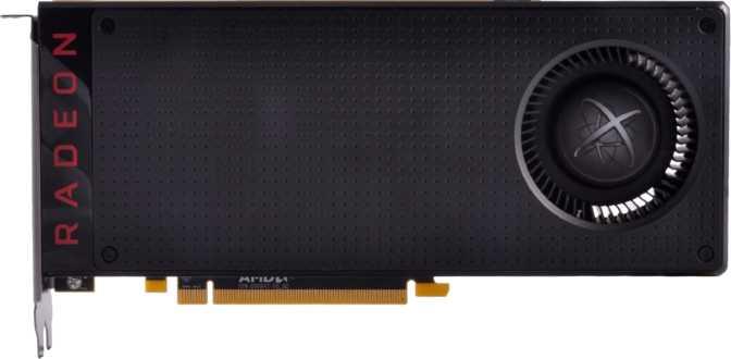 XFX Radeon RX 480 4GB