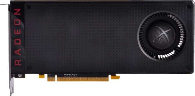 XFX Radeon RX 480 Black Edition