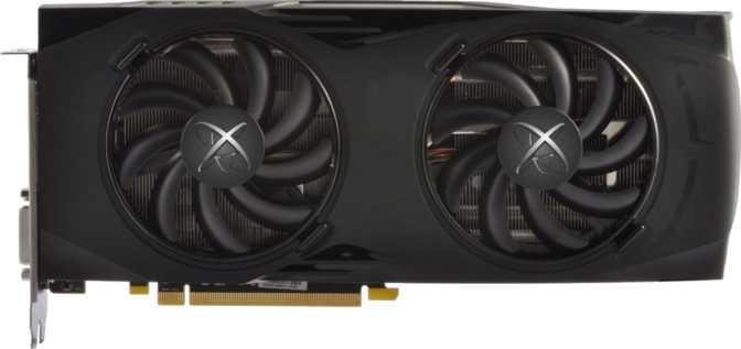 XFX Radeon RX 480 GTR Black Edition